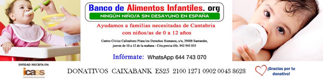 Banco de Alimentos Infantiles