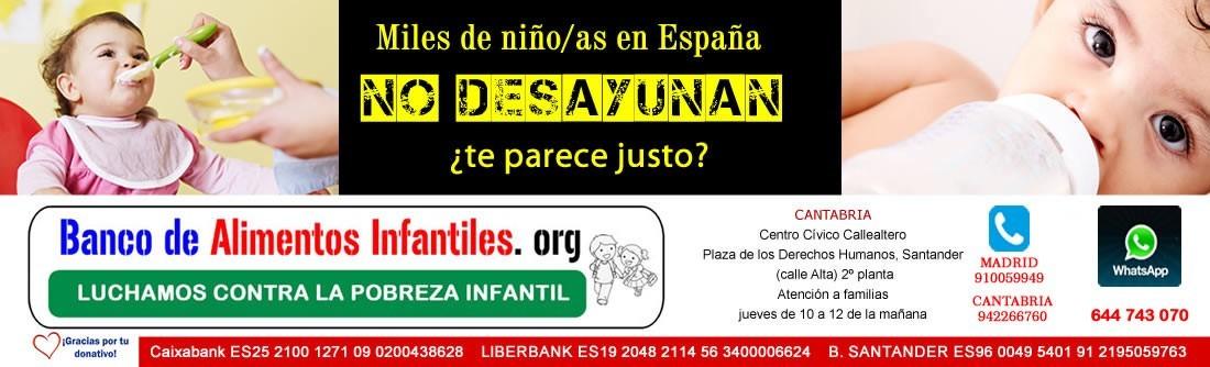 Banco de Alimentos Infantiles .org